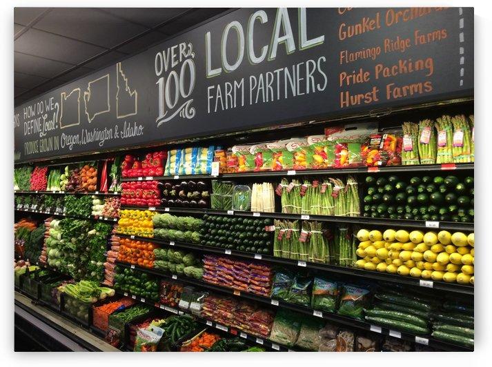 Local Fresh by Robin Buckley
