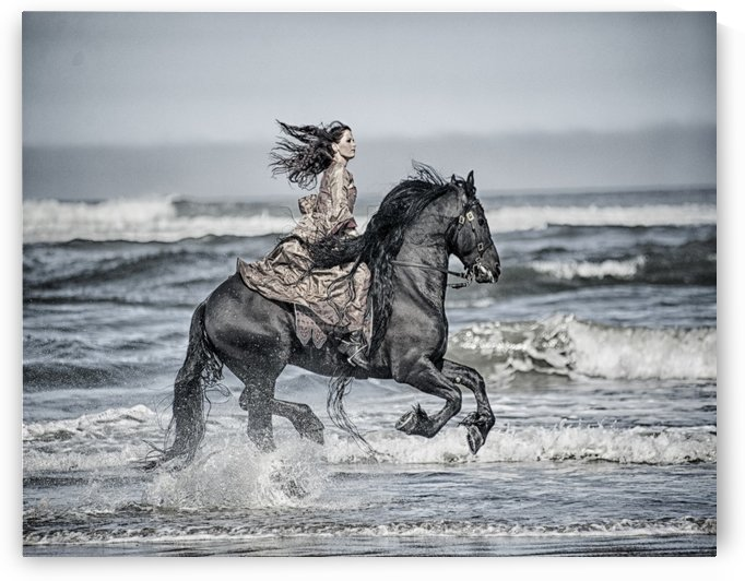 Gothic Gallop by Millersreflections