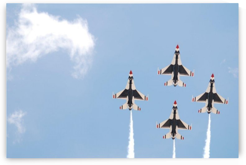 Falcon Formation by Matthew Ulisse