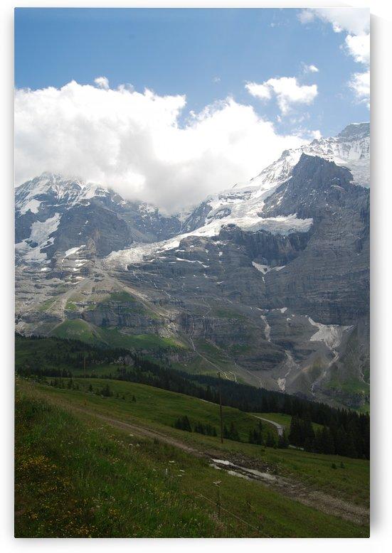 Mountain Path by Matthew Ulisse