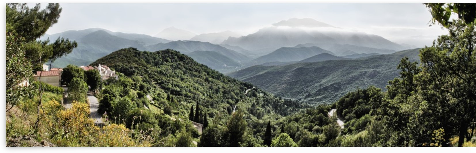 Corsica by Adrian Brockwell