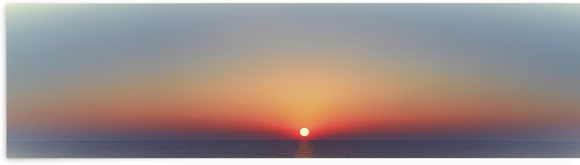sunset  by Adrian Brockwell
