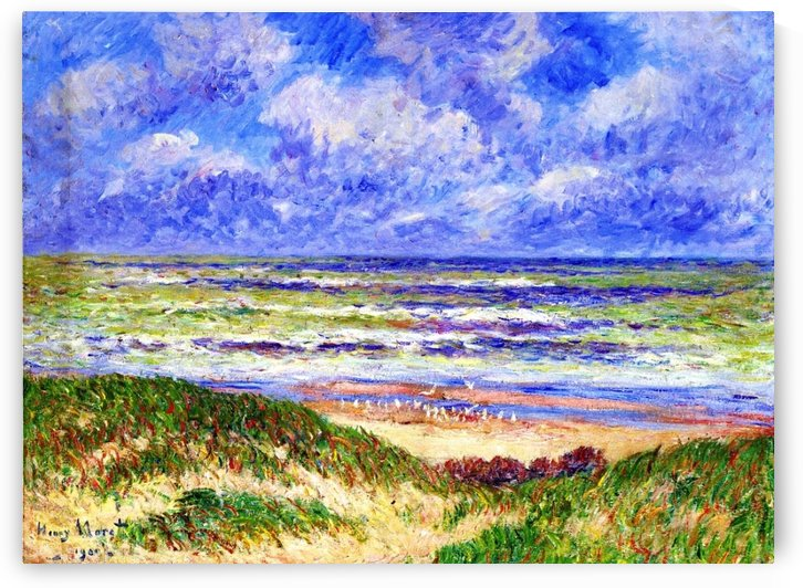 Nothern Sea by Henry Moret