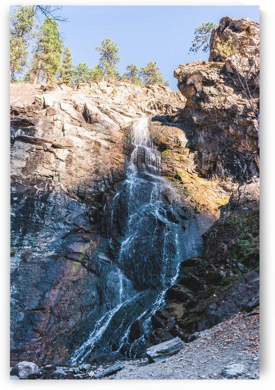 Bridal Falls by Bret Leininger