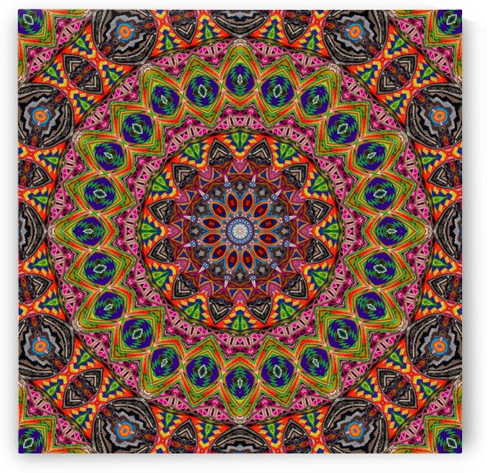 Cherga Mandala I   12k by Art Design Works