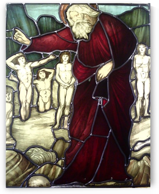 Edward Burne-Jones 8 by Antonio Pappada