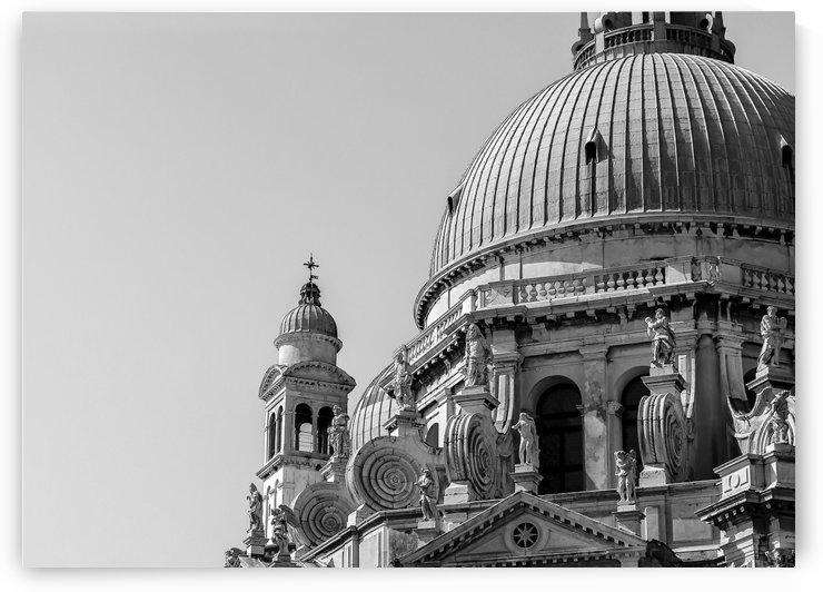 Basilica di Santa Maria della Salute by Ira Silence