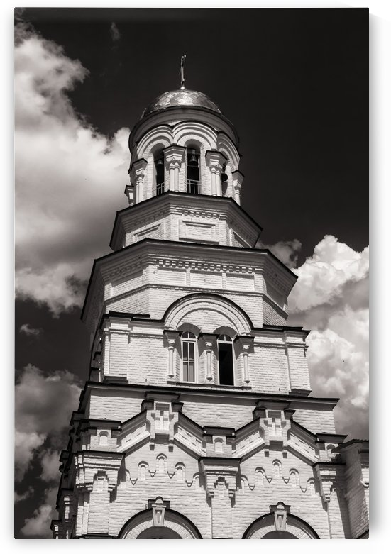 Church in the name of St. Mitrofan by Ira Silence
