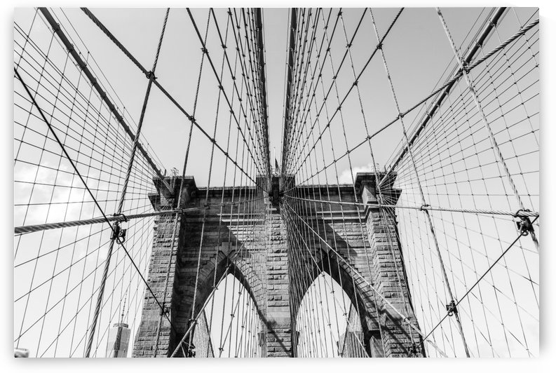 Brooklyn Bridge by Chris Cramer