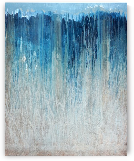 Cerulean by Hannah Friel Art