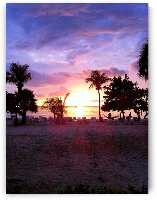 BeachSunset1 by Jodi Webber