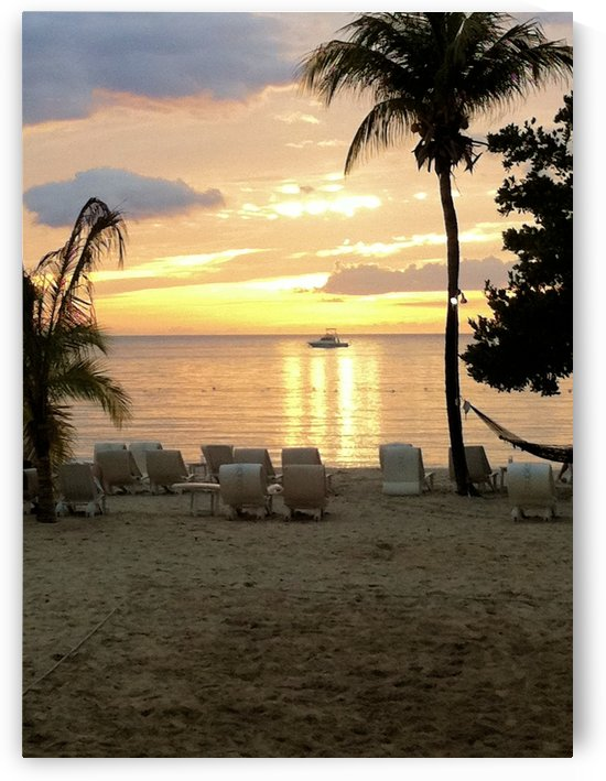 BeachSunset2 by Jodi Webber