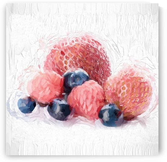 Berries by A WYN CHANCE