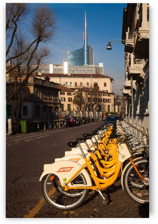 BikeMi by Trish Hamilton