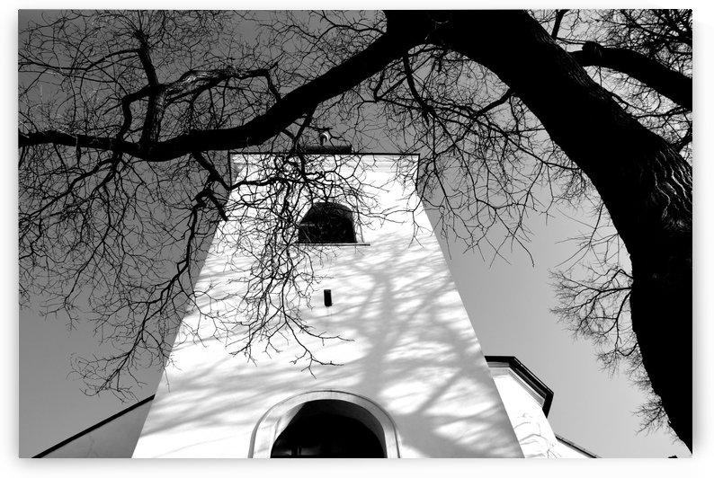 Monumental Historical Church by Kikkia Jackson
