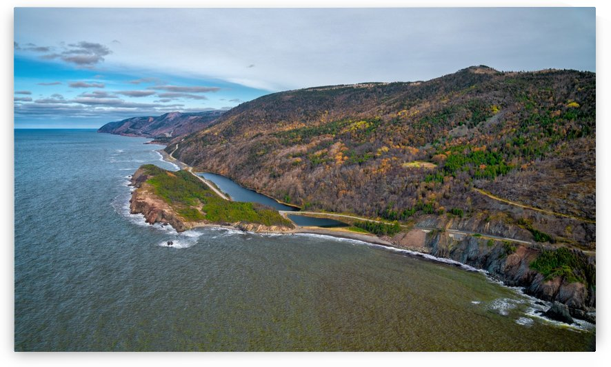 Cabot Trail by Michel Soucy