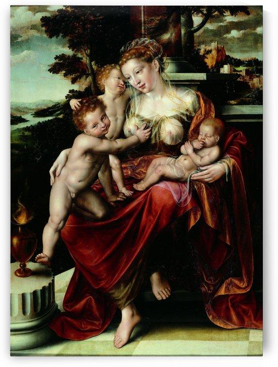 Charity by Lucas Cranach the Elder