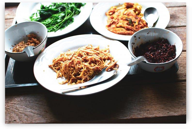Thai food. by Piyathida