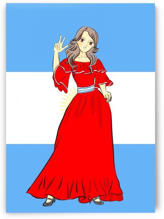 Argentina by Piyathida