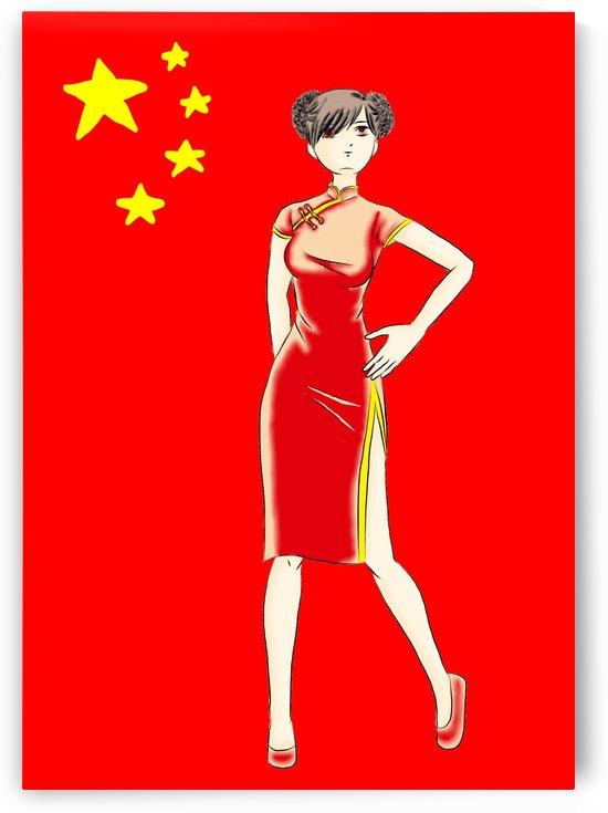 China by Piyathida