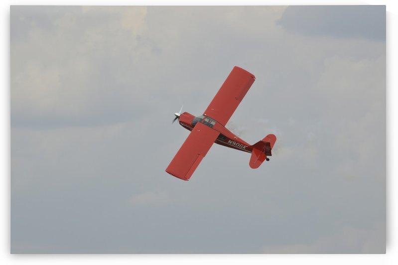 An American Champion 8KCAB Decathlon light aircraft. by StocktrekImages