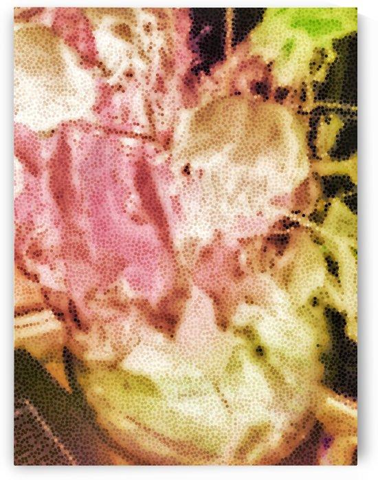 Flowers in a Vase by Daiyu Samal