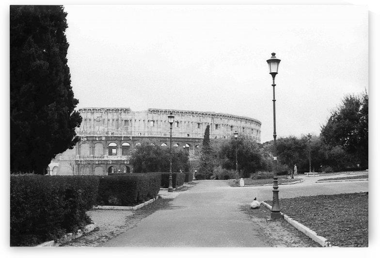 Rome 1 by Antonio Pappada