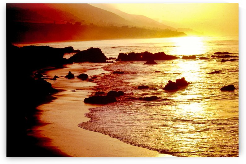 Malibu Sunrise by Pamela Winter
