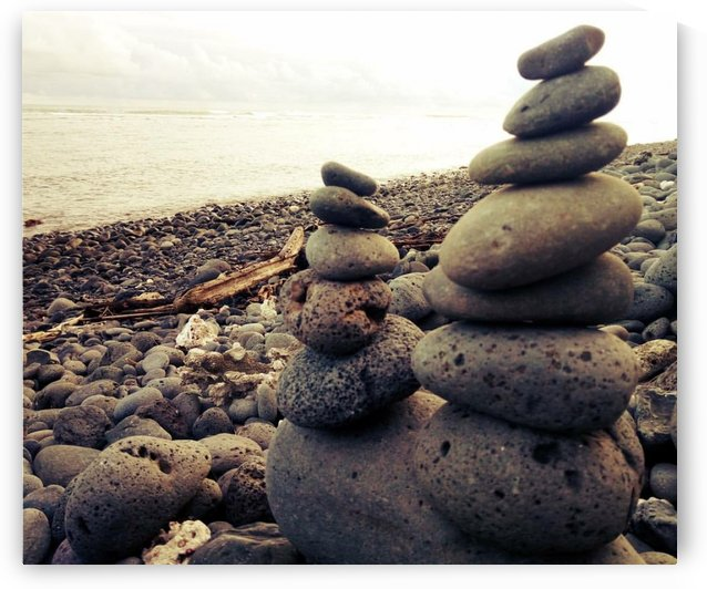 Rock Balancing by sheilabi