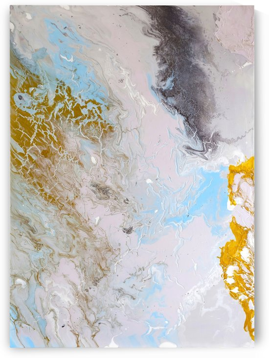 Pastel Milky Way by Ira Silence
