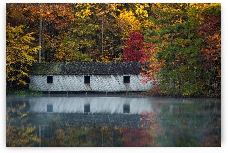 Peaceful Waters by Stan Reese