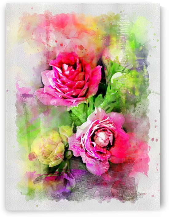FLOWER BOUQUET by ART AND INSPIRATION