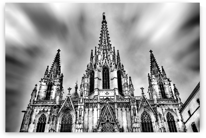 Barcelona Cathedral by Busybee-CR Photography