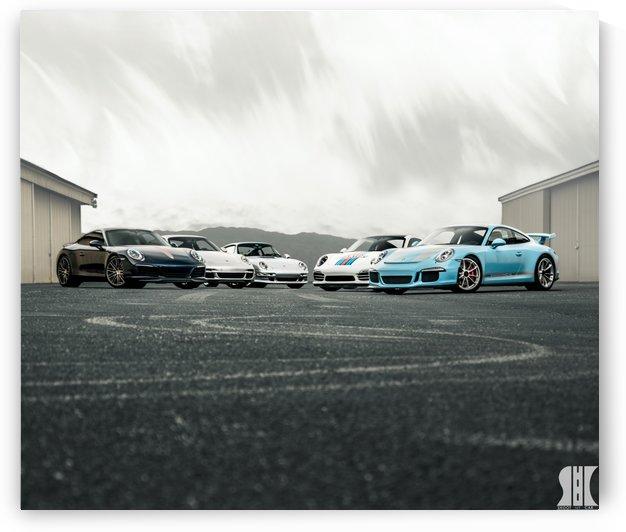 Porsche Club by Trevor Spiker