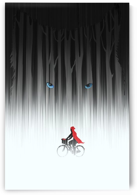 red riding Hood by Sassan Filsoof