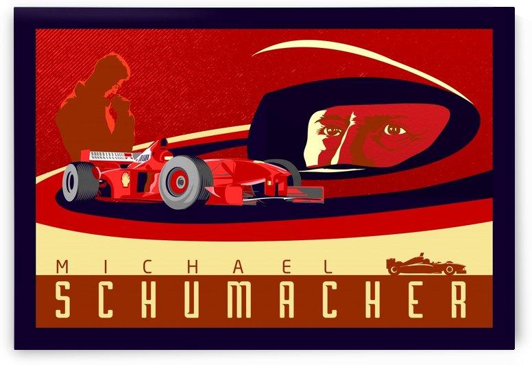 schumacher  by Sassan Filsoof