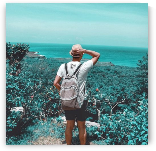 The solo traveler 2 by Karen
