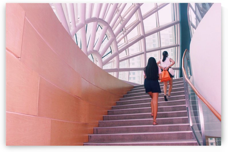 Stairway to heaven by Karen
