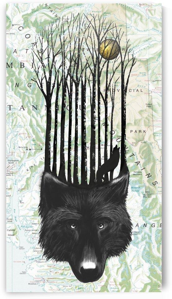 WOLFBARCODE by Sassan Filsoof