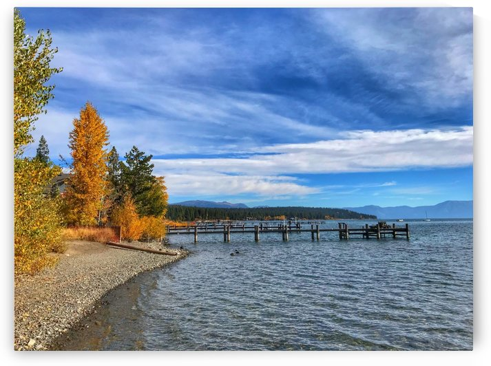 Lake Tahoe by Roxy S