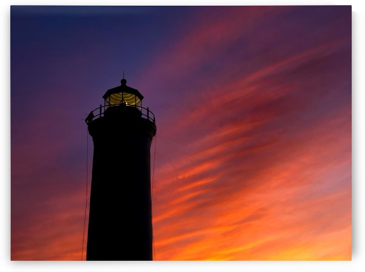 Tibbetts Point Lighthouse 3 by John Christopher Photography