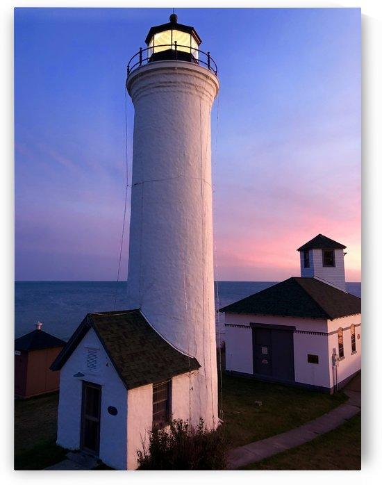 Tibbetts Point Lighthouse 2 by John Christopher Photography