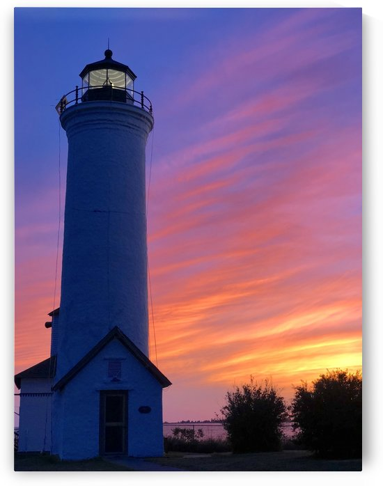 Tibbetts Point Lighthouse 1 by John Christopher Photography