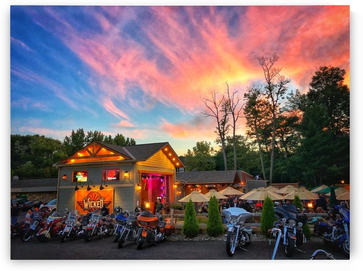 Bikes and Brews by John Christopher Photography