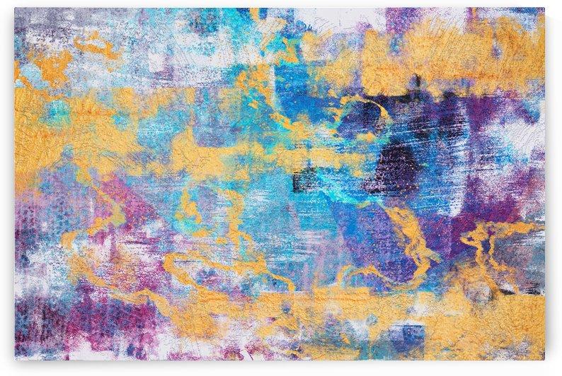 Abstract Painting V by Art Design Works