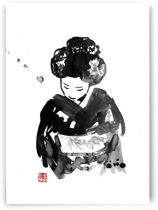 geisha 04 by pechane