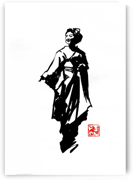 new geisha by pechane
