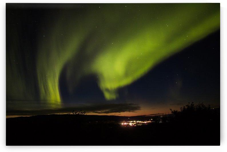 Aurora Borealis by Stan Reese