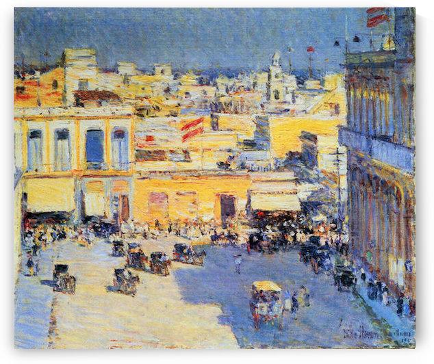 Havana, Cuba by Hassam by Hassam