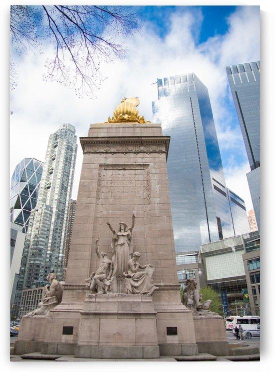 New York City by Billy R. Johnson